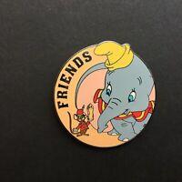 WDW - Friends - Dumbo & Timothy - Surprise Release LE 1000 - Disney Pin 20791