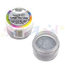 Rainbow Dust Essbar Seiden Sortiment Funkelnder Glitzer Glanz 100%25 Kuchen Pulver