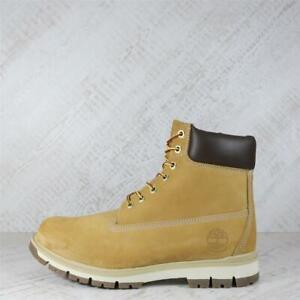"Mens Timberland Radford 6"" Wheat Boots (00C35) RRP £159.99"