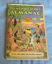 1937 The Illinois Herb Co. Almanac