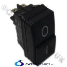 On/off interruptor de botón de prensa Push Doble Polo 4 Pin 22X30MM 230 V IP54 16 A 2NO