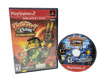 Ratchet & Clank Up Your Arsenal Sony PlayStation 2 PS2 Game