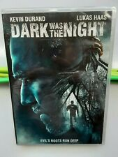 Dark Was the Night (DVD, 2015) not rated Brand New sealed