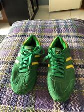 Asics 2592485 Brasil Contra III Sneaker Suede Shoes Green Men's Size 10.5