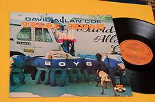 DAVID ALLAN COE LP TEXAS MOON 1°ST ORIG UK 1977 EX LAMINADO CUBIERTA SUPERIOR