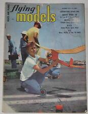 """""""Flying Models"""" Magazine December 1955 #264"""