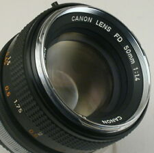 Canon FD 50mm f1.4 Lens for F-1 F-1N A-1 AE-1 SONY