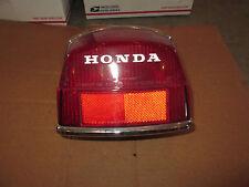 1979 Honda CB750 CB 750K 750 rear back taillight tail brake light