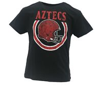 San Diego State Aztecs Football Official NCAA Youth Kids Size Distressed T-Shirt