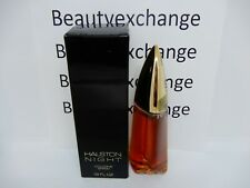 Halston Night Perfume Cologne Spray 1.9 oz Boxed