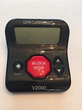 Cpr V2000 Call Blocker - Block All Robocalls, Political Calls, Scam.