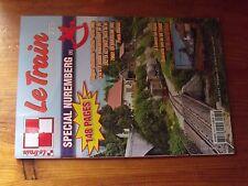 $$$ Revue Le Train N°275 Wagon Carola  A1A A1A 68000  242 TA 627  Alpes  BB 9200