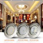 Spot Encastrable Fixe GU10 LED 230V Rond ECLAIRE COMME 35w 45w CHOIX DE FINITION