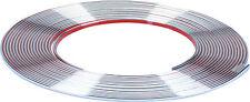 CHROME Zierleiste mit Qualitäts-Selbstklebefolie von 3M, 3,5mm x 3mm x 5 meter