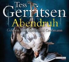 Erwachsene-Tess-Hörbücher und Hörspiele Gerritsen Gekürzte