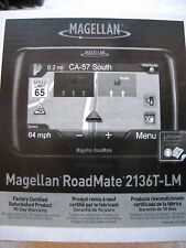 Magellan RoadMate 2136T-Lm Automotive Gps Receiver with lifetime Map & Traffic