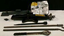 1989 CHEVY / GMC 2500 REG CAB PICKUP OEM SPARE TIRE JACK + TOOL KIT .