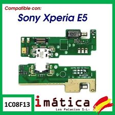 Card Load for Sony Xperia E5 USB Microphone Vibrator Connector Antenna F3311