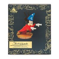 MICKEY MOUSE Memories Through The Years SORCERERS APPRENTICE Sketchbook Ornament