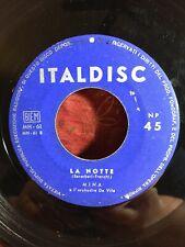 MINA La Notte / Il Cielo In Una Stanza 45RPM