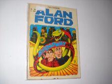 ALAN FORD ORIGINALE NUMERO 99 FIRST EDITION EDITORIALE CORNO PRIMA EDIZIONE!!!