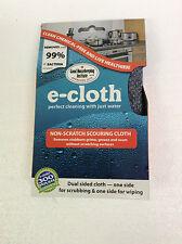 E-Cloth Cleaning Non-Scratch Scouring Cloth e cloth Enviro Friendly New