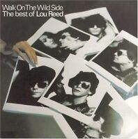 Lou Reed Walk on the wild side-The best of (11 tracks, 1972-76) [CD]
