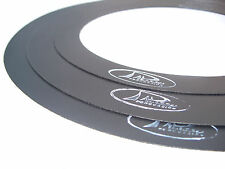 """FLO-RINGS Muffler Sound control rings for drums, set of 10"""",12"""",14""""tom, 16"""",14""""s"""