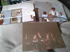 My Original 3 Photos Of The Everly Brothers 80's Valley Forge Music Fair,Pa. !