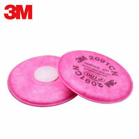 Genuine 3M 2091 Filters for 6000 7000 and FF-400 Series Respirators