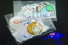 Cryptocurrency Sticker Pack, 31 STICKERS, Ledger Nano S