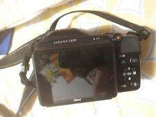 Nikon COOLPIX L830 16.0MP Digital Camera - Black (REFURBISHED)