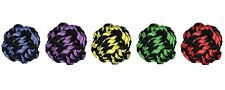 Medium Nuts for Knots Rope Dog Colors Vary (Free Shipping in USA)