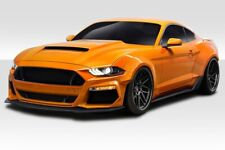 Ford Mustang 18-19 Duraflex Grid Widebody Body Kit - 12 Piece