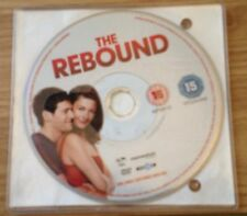 DVD: THE REBOUND - Rated 15 - disc only - replacement