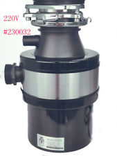 New 220V Food Garbage Sink Disposal,Garbage Processor for Kitchen Food Waste Hot