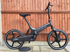 GOCYCLE G2 PORTABLE ELECTRIC FOLDING BIKE GO CYCLE - WORLDWIDE SHIPPING