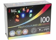 100 LED Multi-function Lights,String Lighting,Christmas,Party Decor by SnowWhite