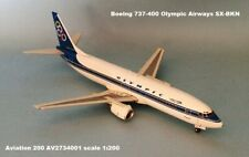 Boeing 737-400 Olympic Airways SX-BKN Aviation 200 AV2734001 scale 1:200