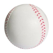 New listing Sport Baseball Reduced Impact Baseball 10Inch Adult Youth Soft Ball for Gam K7T1