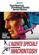 L'AGENTE SPECIALE MACKINTOSH  DVD THRILLER