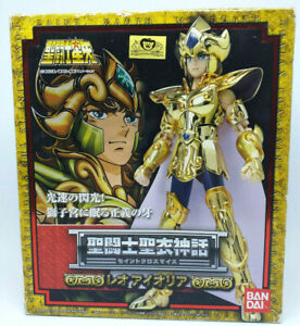 Bandai Saint Cloth Myth Gold Leo Aioria Very Buen Condition Version Japan