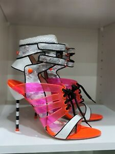 Sophia Webster heels size 39 / 8 !! Amazing rare stunning shoes