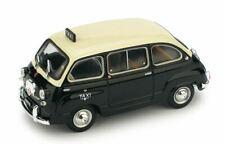 Fiat 600 multipla taxi di genova 1:43 taxi brumm scala 1:43