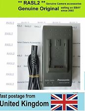 Genuine Original Panasonic VSK0565 Charger AC Adapter CGR-D08s D16s D28s D08 D28