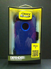 OtterBox Defender iPhone 5 iPhone 5s iPhone SE Case w/Holster Belt Clip - Blue