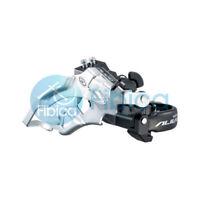 New Shimano Alivio FD-M430 MTB Bike Front Derailleur 9x3-speed 31.8/34.9