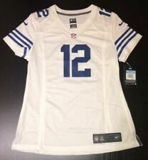 Nike Womens Indianapolis Colts Andrew Luck on Field Jersey Sz M
