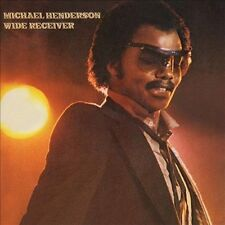 Wide Receiver [Expanded Edition] by Michael Henderson  NEW FREE SHIPPING!!!!!!