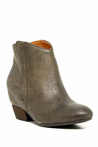 Lucky Brand Torrance Ankle Bootie in unique Champagne color - Size 8M/7.5 -RARE!